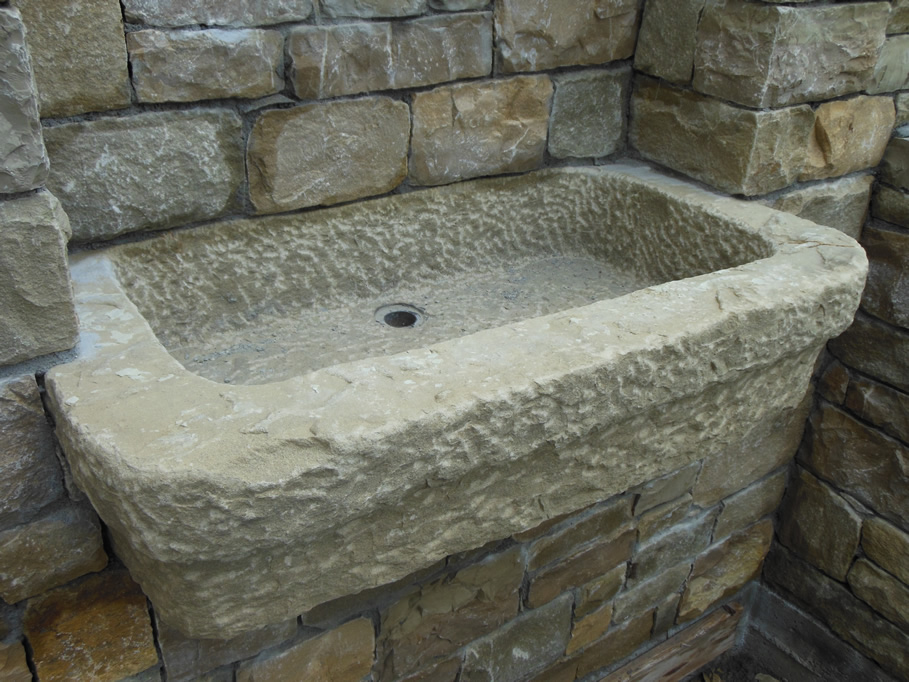 fontane in pietra di credaro